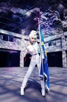 Sheryl Nome_Macross Frontier by AMPLE-COSPLAY