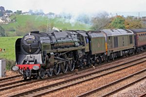 The Devonian Duke by GB-Railways