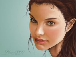 Natalie Portman Again by NutLu