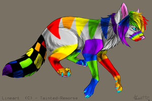 SCENEDOG ADOPTABLE-20 POINTS by CollectionOfWhiskers