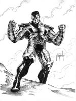 Colossus - moody by JasonMetcalf