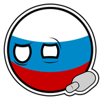 RussiaBall by The-Wet-Onion