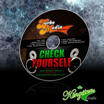 TurboMedia 'Check Yourself' by KingstonGraphics