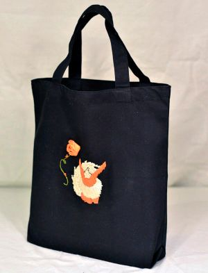 Flareon Tote Bag Standing by DrisanaRM