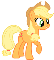 Applejack by Shelmo69