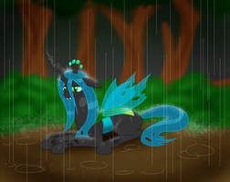 Lament of a Changeling by livinlovindude