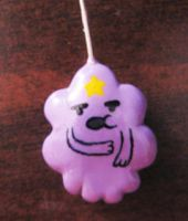 Lumpy Space Princess Charm by Mechy-Chan