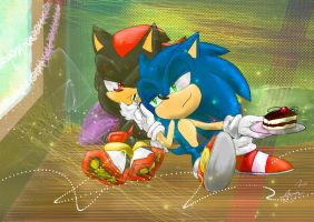 :gift: Sonadow :D by Icy-Cream-24
