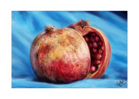 Pomegranate by pebe1234
