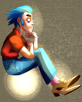 2D phase4 by StrangeNocturne