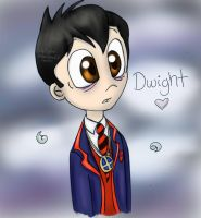 Dwight -LillyCrystalColour- by Artemismoon12