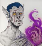 Malevolent by SamColwell