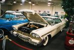 White 1957 Plymouth Fury by Texas1964
