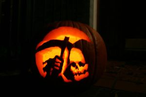 Pumkin carving by robertsmith731
