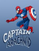 Captain Arachnid by andrewchandler80