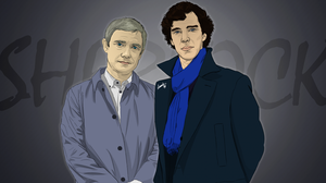 Sherlock Wallpaper by midosamir89