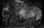 Shanty Forest by SilentReaper