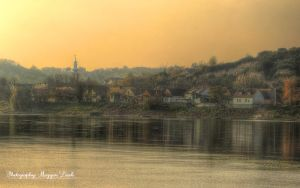 Hungarian landscapes.Danube-River. HDR. by magyarilaszlo