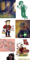 Tumblrdump-mostly 6 by MexicanManatee