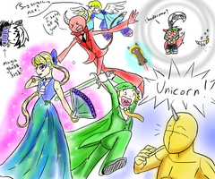 What happens at a livestream... by Zhdara