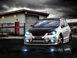 SBDesign VW GOLF by SB-Design