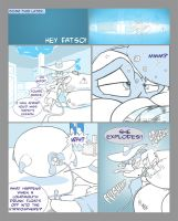 When Belle Met NegaDuck Page 2 by GreyOfPTA