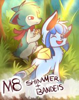 M8 cover by Bolt-Foxi