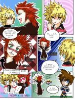 Please say it Roxas... by yuffiechan