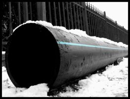 pipe 'blue' line by nyc0