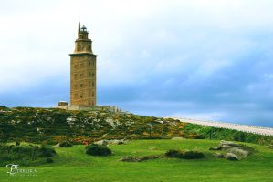 Tower of Hercules by phferreira