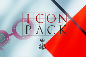 ICON PACK by Davinas1223