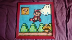 Super Mario Bros 3 by Kadric