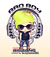 BAD BOY - Taeyang by babymoon321