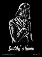 Daddy's Home by WirdouDesigns