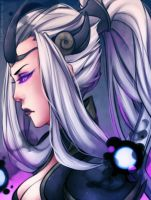 Syndra Portrait by 5-ish