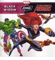 Black Widow Joins The Mighty Avengers Paperback by EspioArtwork31