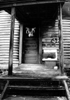 Country Porch by alimuse
