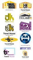 Travel house logo by nicy2002