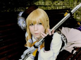 Mami Tomoe Cosplay by K-I-M-I