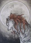 ACEO -  Muriell by HowlingWolfSong