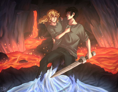 The House of Hades by cinash