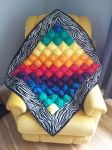 Bubble Quilt  by Carrieliney