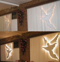 Light Angel Display by internetjoe