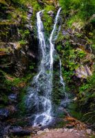 Bleakburrow Falls VI by Aenea-Jones