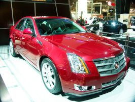 Cadillac STS by 5tring3r