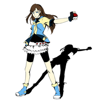Ellest: The Trainer in Me by luzhikari