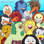 does everyone fit in this photo? by julialee