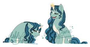 MLP - Dream Doodles 2 by MiaMaha