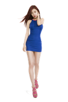 Sojin EXPECTATION png by YonheeArt