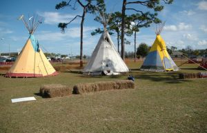 Teepee 1 by Peace-of-Art by Peace-of-Art